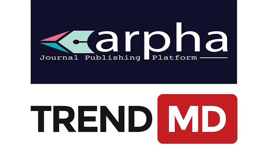 TrendMD logo blog